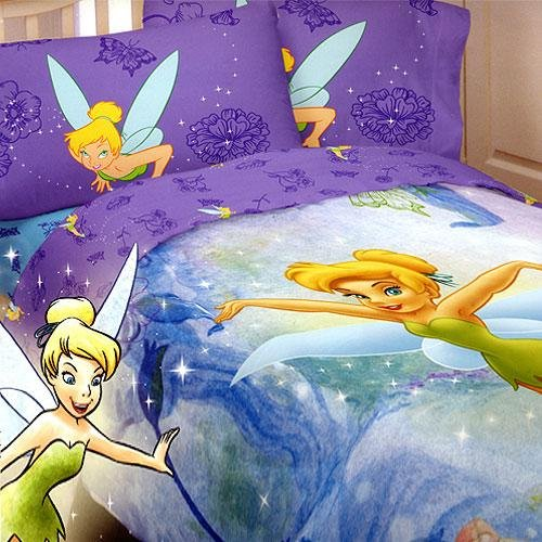 Disney Tinkerbell Magic Comforter front-48921