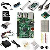 Raspberry Pi Ultimate Camera Kit -- Includes Raspberry Pi Model B+ Board --5MP Camera Board Module and 15 Essential Accessories