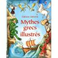 MYTHES GRECS ILLUSTRES