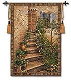 Tuscan Villa II Tapestry Size: 53