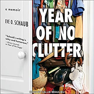 Book Cover: Year of No Clutter: A Memoir