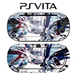Sony PlayStation PS Vita Decorative Video Game Skin Gundam