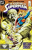 img - for The Adventures of Superman #443 book / textbook / text book