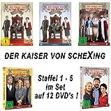 Der Kaiser von Schexing - Staffel 1-5 (12 DVDs)