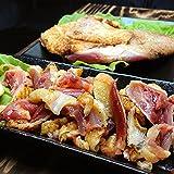 【冷凍】鹿児島県産 成鶏のたたき 約1kg 【業務用】