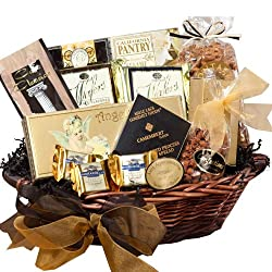 Classic Gourmet Food and Snack Gift Basket by Art of Appreciation Gift Baskets