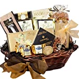 Classic Gourmet Food and Snack Gift Basket - Multiple Sizes