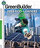 img - for Green Builder Magazine - June 2015 book / textbook / text book