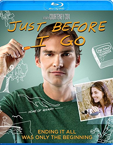 Just Before I Go [Blu-ray]