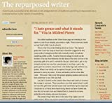 The Repurposed Writer