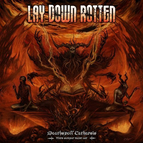 Deathspell Catharsis by Lay Down Rotten (2014) Audio CD