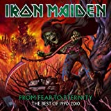 echange, troc Iron Maiden - From Fear To Eternity - The Best Of 1990-2010 (3 Vinyles)