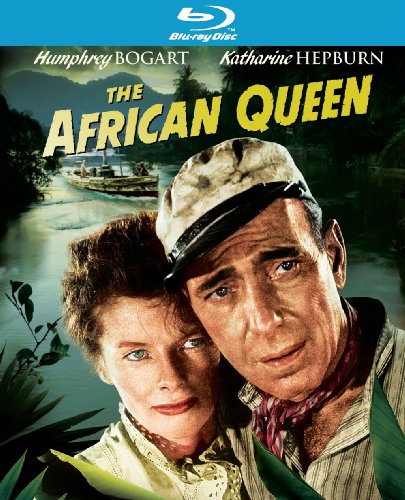 Cover art for  The African Queen [Blu-ray]