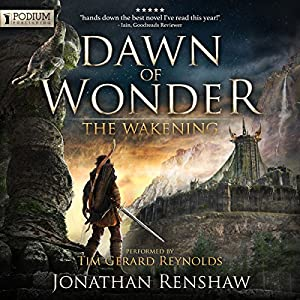 Dawn of Wonder Hörbuch
