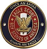 Eagle Scout Hiking Stick Medallion