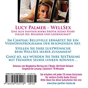 WellSex | Erotik Audio Story | Erotisches Hörbuch (blue panther books Erotik Audio Story