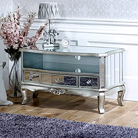 Gamme Tiffany–Miroir Meuble télévision