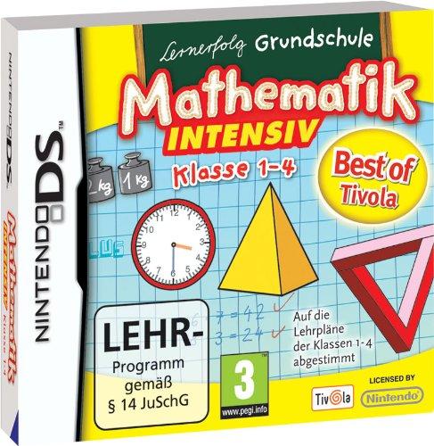 Best of Tivola: Lernerfolg Grundschule Mathematik intensiv - [Nintendo DS]