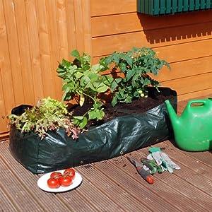 Sac de plantation réutilisable