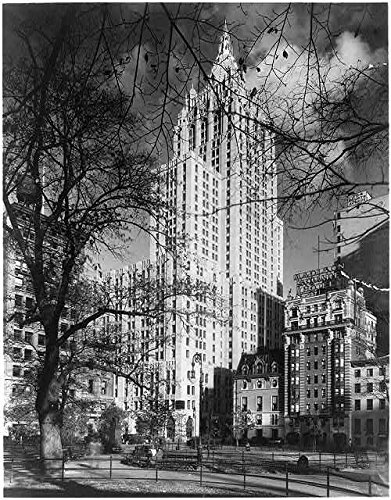 photo-new-york-life-insurance-company-buildingnycc1929madison-square-hotel