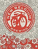 img - for New Belgium Brewing: Adult Coloring Book book / textbook / text book
