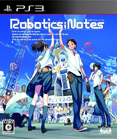 ROBOTICS;NOTES (通常版)