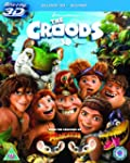 The Croods (Blu-ray 3D + Blu-ray + UV...