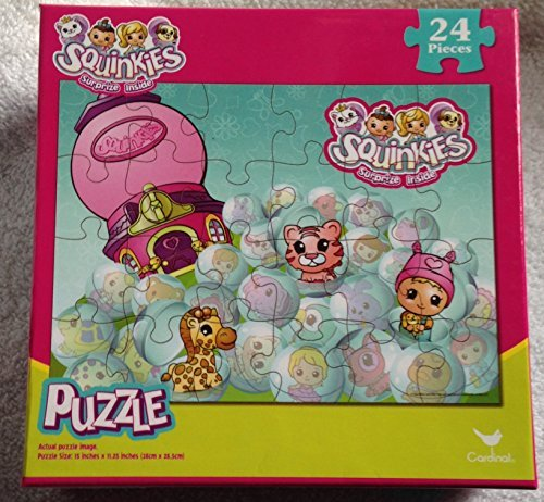 Squinkies 24 Piece Jigsaw Puzzle