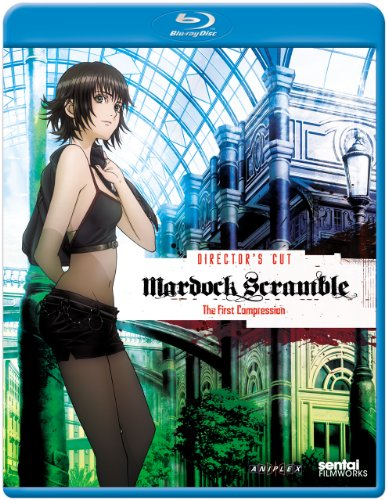 Mardock Scramble Director's Cut [Blu-ray] [Import]