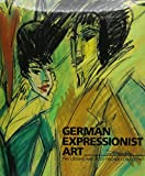 img - for German Expressionist Art (Virginia Museum of Fine Arts) book / textbook / text book