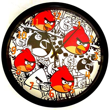 Angry Birds Decor