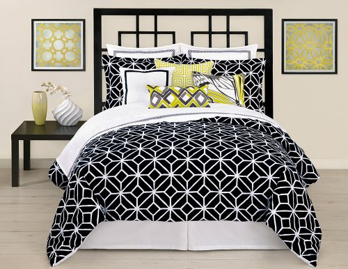 trina-turk-3-piece-trellis-duvet-set-queen-black-white-by-trina-turk