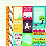 Echo Park School Days Journaling Cards