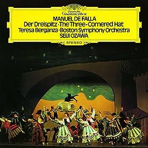 Seiji Ozawa - Falla: El Sombrero De Tres Picos - Amazon.com Music
