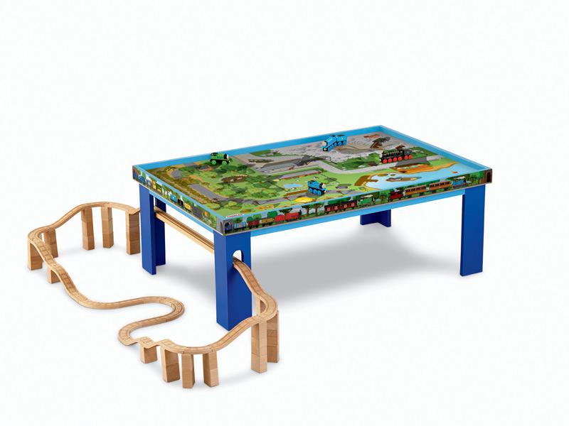 Thomas Wooden Railway - Wooden Railway Play Table