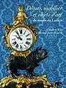 Décors, mobilier et objets d'art du musée du Louvre : De Louis XIV à Marie-Antoinette par Durand