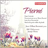 Pierne: Bavouzet (Piano Concerto In G Minor/ Ramuntcho/ )
