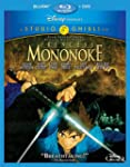 Princess Mononoke [Blu-ray + DVD] (Bi...