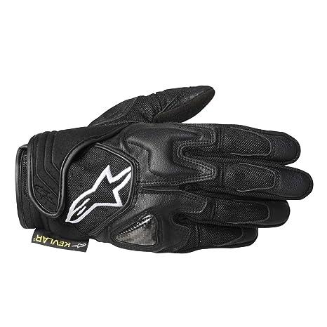 3502612 10-3XL Alpinestars régime Gants de moto en Textile Noir 3XL couture (Noir)