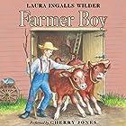 Farmer Boy: Little House, Book 2 Hörbuch von Laura Ingalls Wilder Gesprochen von: Cherry Jones