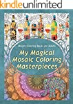 Mosaic Coloring Books for Adults My M...