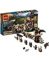 Lego The Hobbit - 79012 - Jeu De Construction - L'armée Des Elfes De Mirkwood