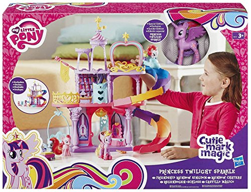 My Little Pony - Magical Rainbow Castello