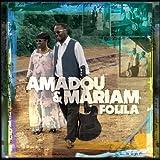 Folila by Amadou & Mariam (2012) Audio CD