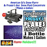 American Dj Snow Flurry Snow Machine