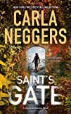 img - for By Carla Neggers Saint's Gate (Sharpe and Donovan) (Reprint) [Mass Market Paperback] book / textbook / text book