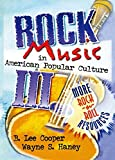 img - for Rock Music in American Popular Culture III: More Rock 'n' Roll Resources book / textbook / text book