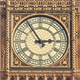 Poster 70 x 70 cm: Big Ben Clock Tower by Sherif A. Wagih (s.wagih@hotmail.com) / Getty Images - high quality art print, new art poster