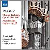 ORGAN WORKS  14: PRELUDES AND