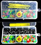 Alphabet Beads+S-Clips+C-Clips+Charms...
